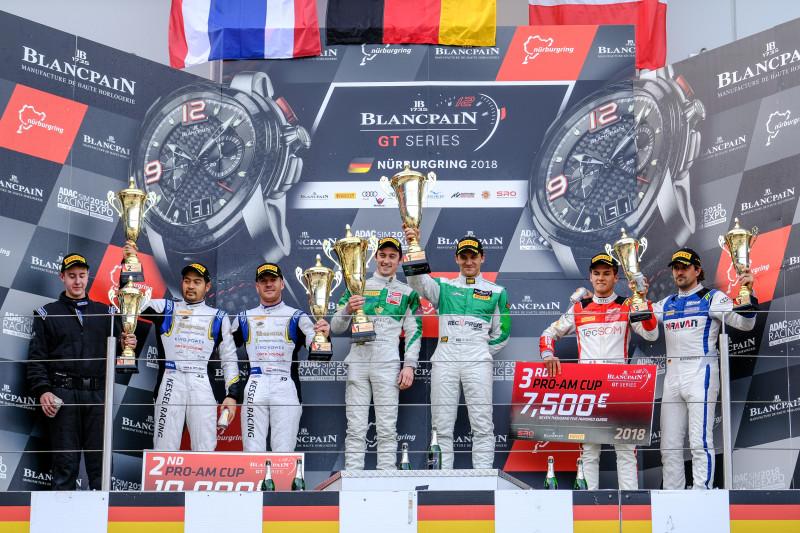 Blancpain Sprint Nurburgring 2018 01