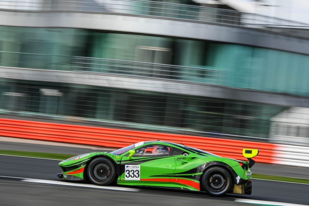 DP Silverstone Int GT 18 06