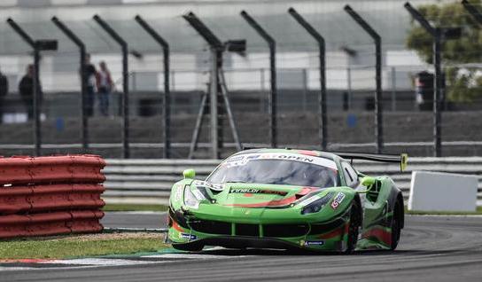 DP Silverstone Int GT 1808